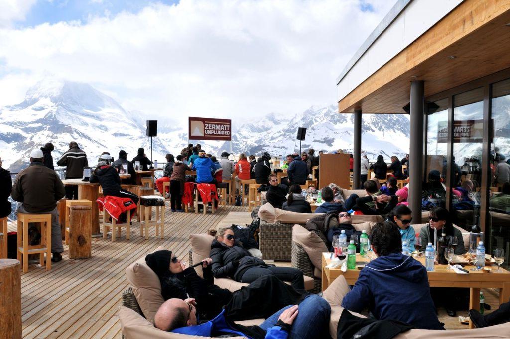 Популярные напитки на горнолыжных курортах мира